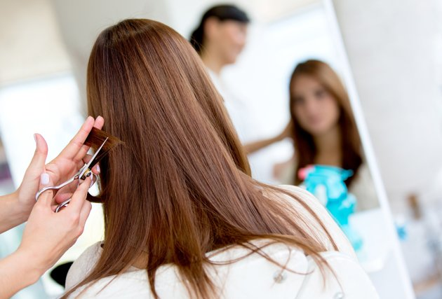 Hair Trim : Hair Care Myth #2: Trimming your hair helps it grow faster  Atelier ...