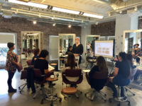 True Blonde Workshop with Wella