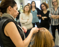 Wella S/S 2015 Distilled Collection Workshop