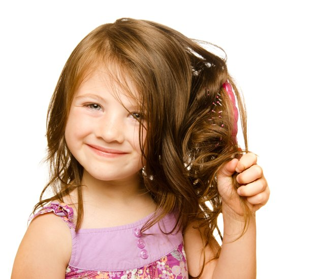 Hair Care Myth 4 You Should Brush Your Hair 100 Times
